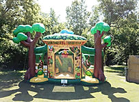 Rainforest Bounce House