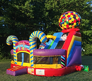 Candy Kid Zone Bounce & Slide