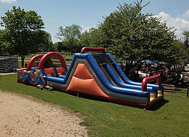 Millennium Obstacle Course Inflatable