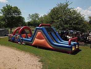Millennium Obstacle Course Bounce House