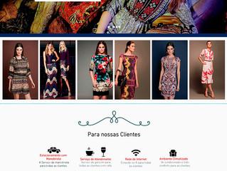 Boutique Fetiche Modas Lança Novo Site