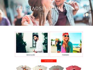 Saulo Bueno cria novo site institucional e também a Loja Online da Hundo Store.