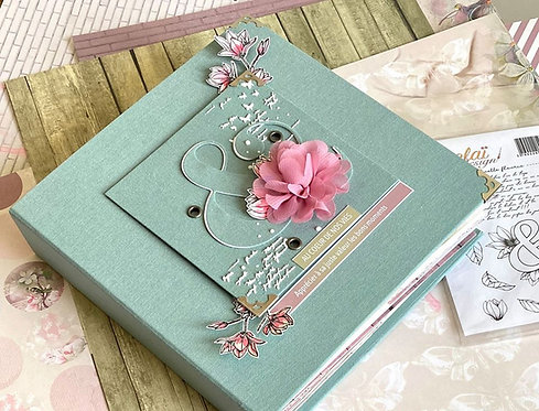 "KIT ALBUM BLOOM ""Au coeur de nos vies"" DE CINDY BUCHER *"