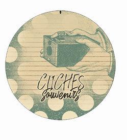 Badge Clichés souvenirs - Collection Shooting photos