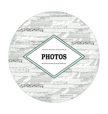 BADGE PHOTOS (LOT DE 15)