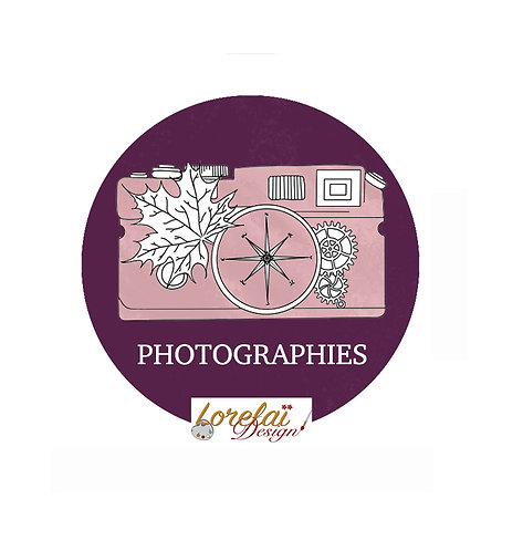 BADGE PHOTOGRAPHIE - MISS AUTOMNE