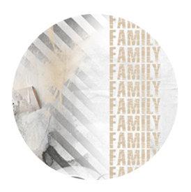 BADGE FAMILY ROCK FAMILY