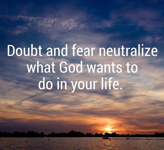 Doubt Before Belief