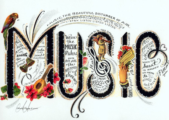 The Magnitude of Music