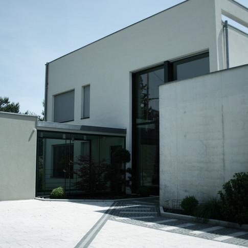 Construction d'une maison individuelle à Oberhausbergen