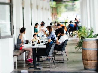 Restaurateurs, hôteliers, réservez votre place pour  votre système audio sur votre terrasse!