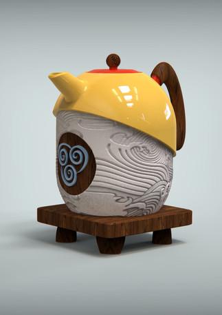 DVS1 - Aang Teapot