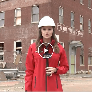 WLKY Tannery Buildig Story