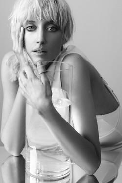 """Black Mirror"" actress Andrea Riseboroug"