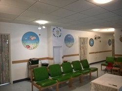Outpatients Waiting Area