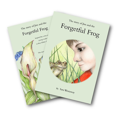 The Forgetful Frog