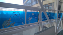 Reception Window Design