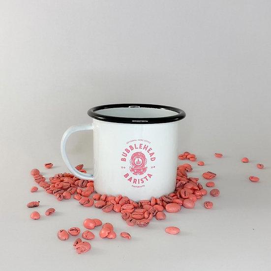 Bubblehead Tin Mug