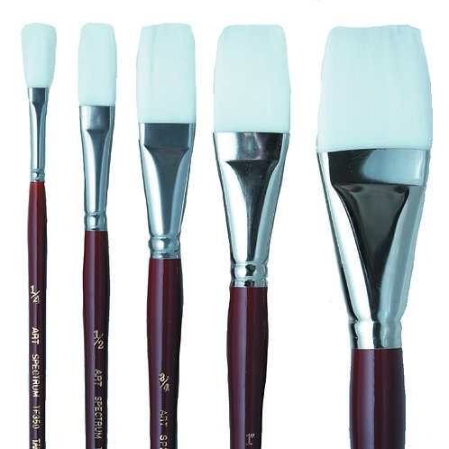 AS T350 Flat Brushes