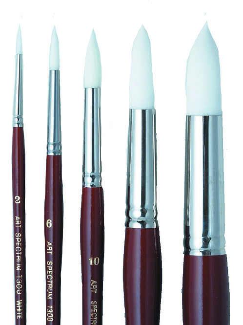 AS T300 Round Brushes