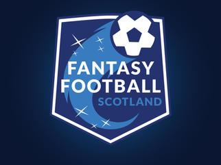 FANTASY FOOTBALL SCOTLAND: LOGO & ARTWORK