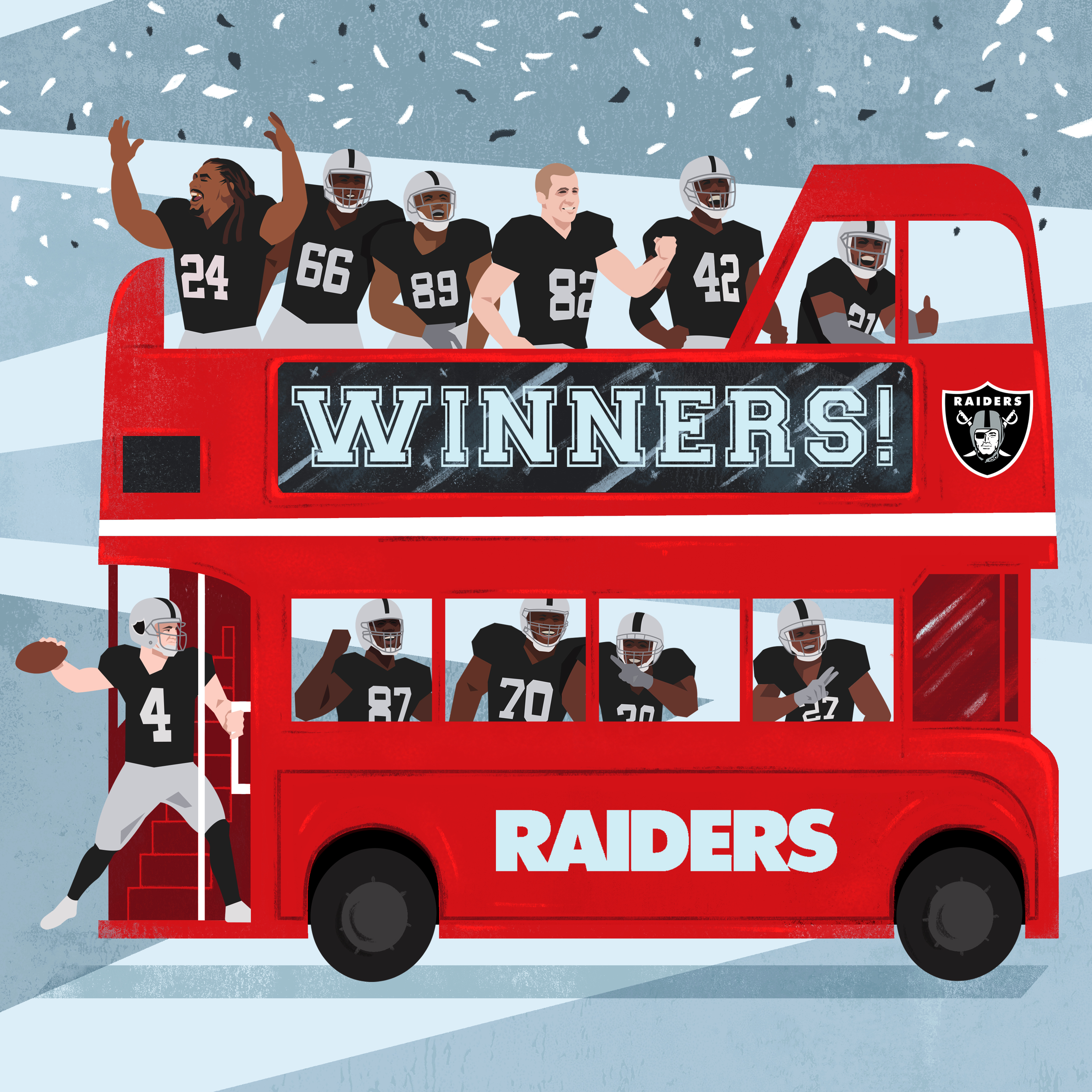 Raiders bus final