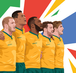 Australia anthem