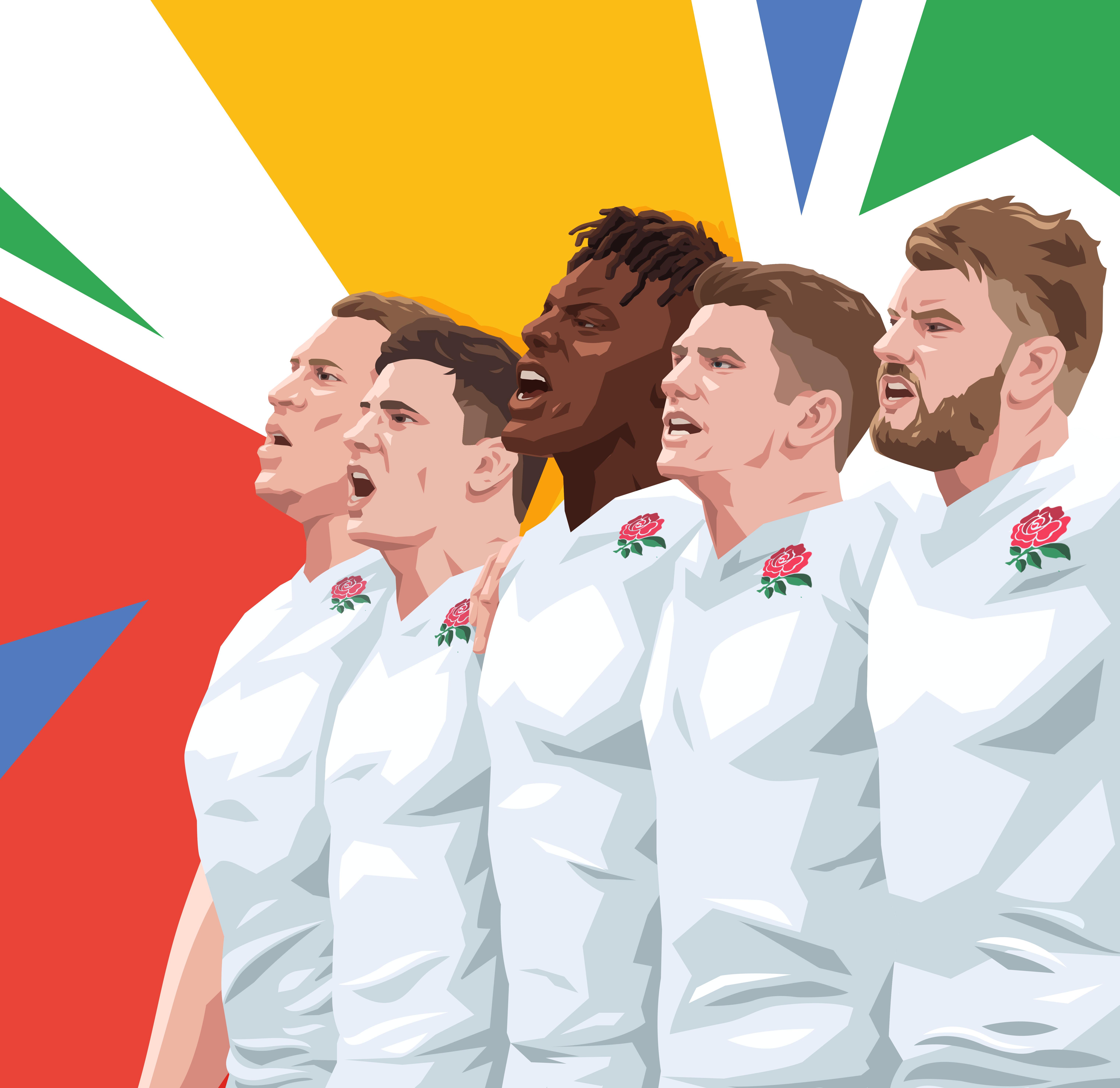 England anthem