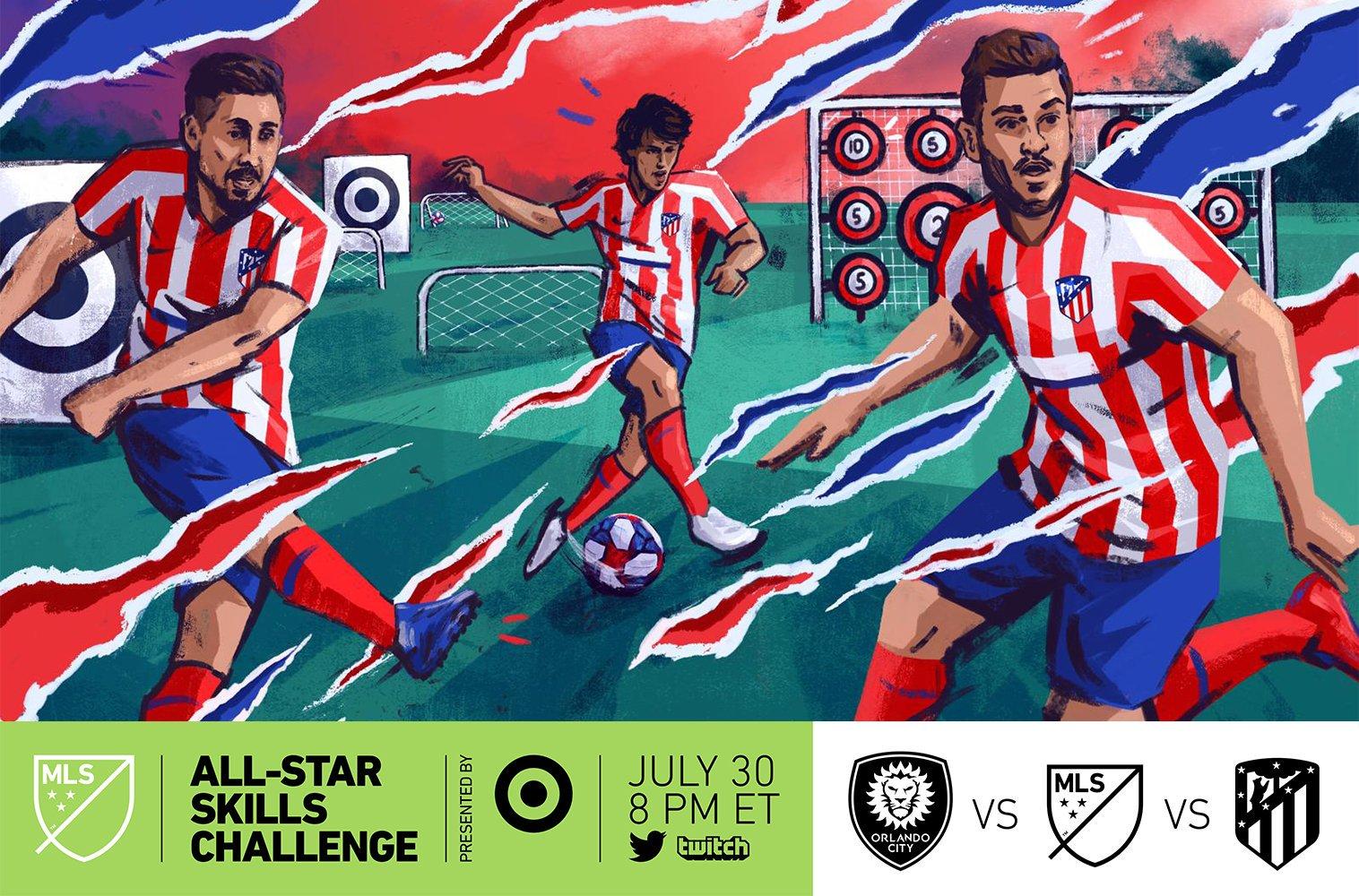 MLS skills challenge
