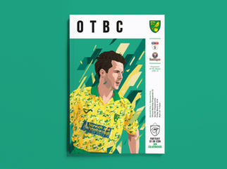 NORWICH CITY: PROGRAMME COVER