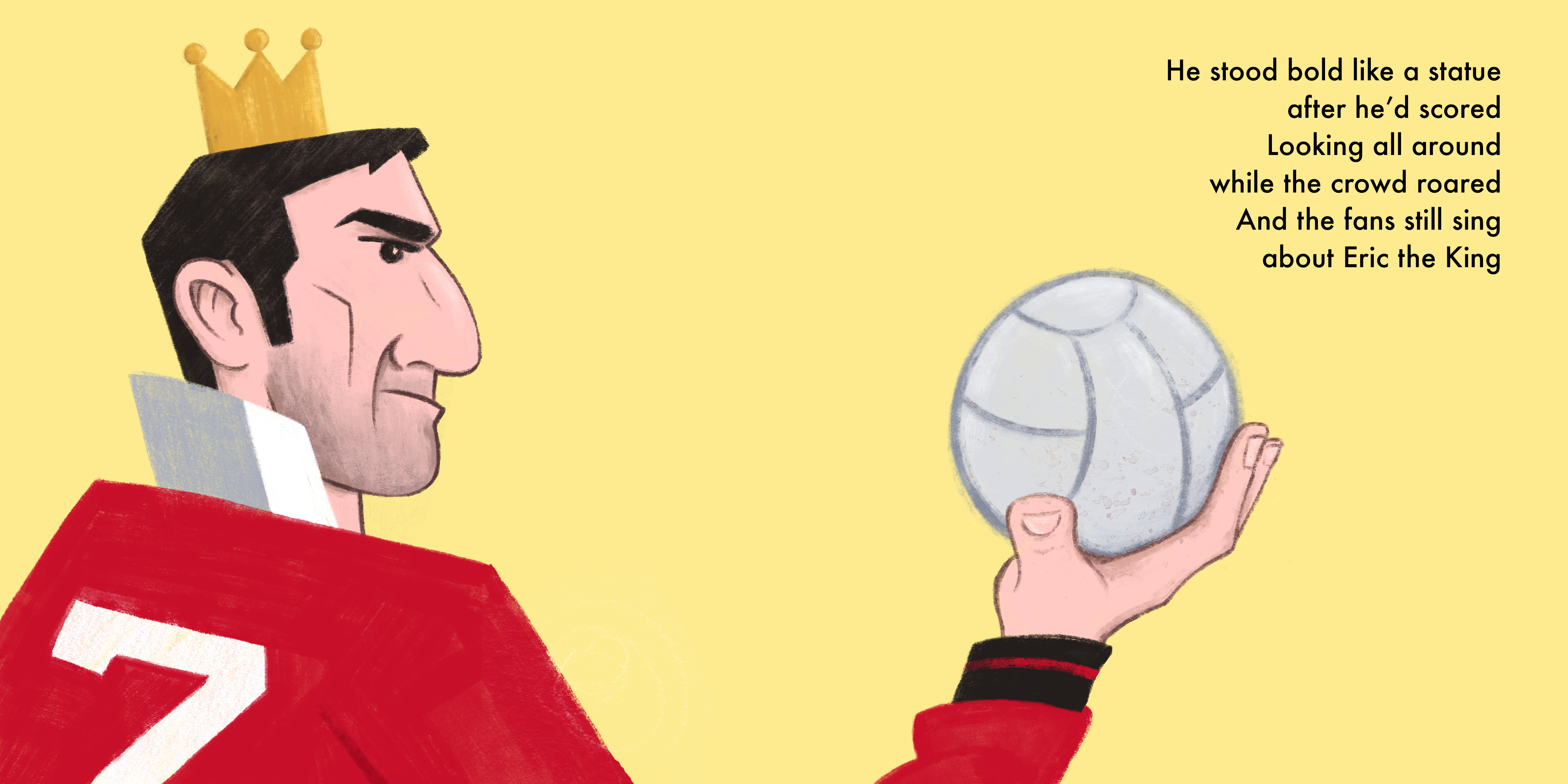 Ben Farr_ Cantona