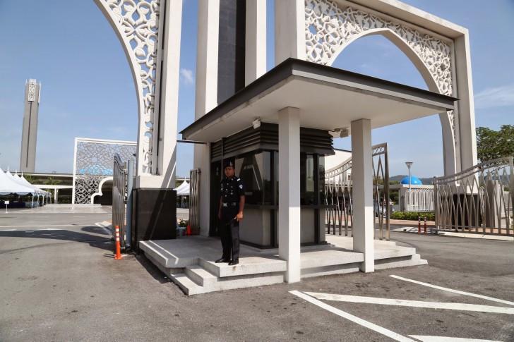 Gate Entrance