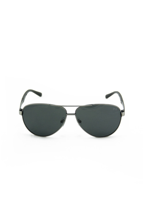 ba0c3a7a0 Óculos de Sol Intrépido Unisex Polarizado Aviator Thunder