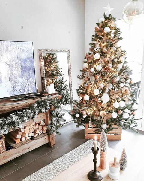 Une ambiance cosy pour les fêtes