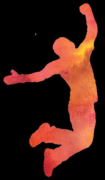 Super Gleeful Jumping Man Mascot.png