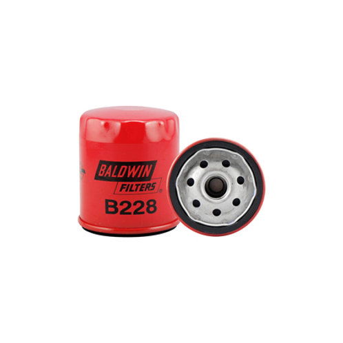 Baldwin B228 Filter Oil Spin-on