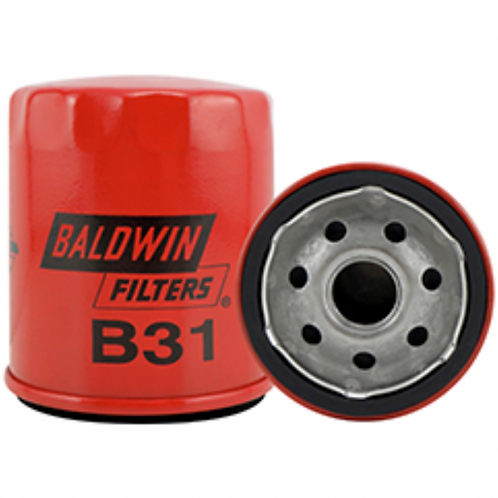 Baldwin B31 Filter Oil Spin-on