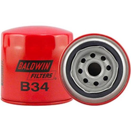 Baldwin B34 Filter Oil Spin-on