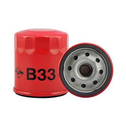 Baldwin B33-B Filter Oil Spin-on
