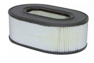 Baldwin PA4093 Oval Air Filter