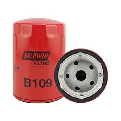 Baldwin B109 Oil Filter Spin-on