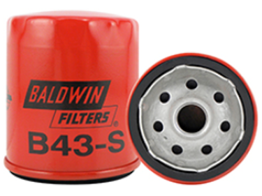 Baldwin B43-S Filter Oil Spin-on