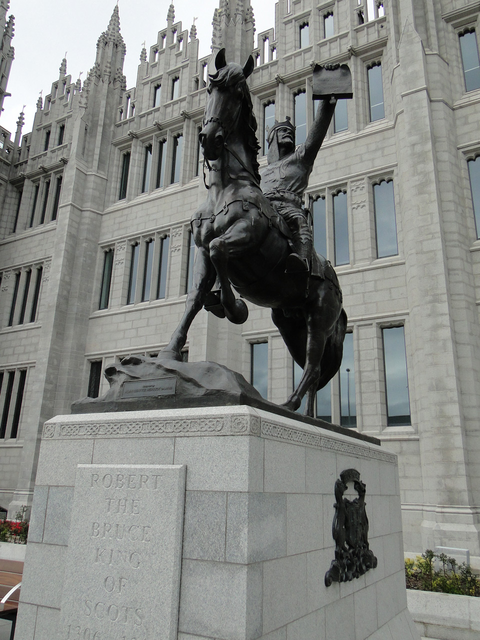 Monument-of-Robert-the-Bruce