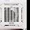 Thumbnail: Acondicionador de Aire - Tipo Cassette