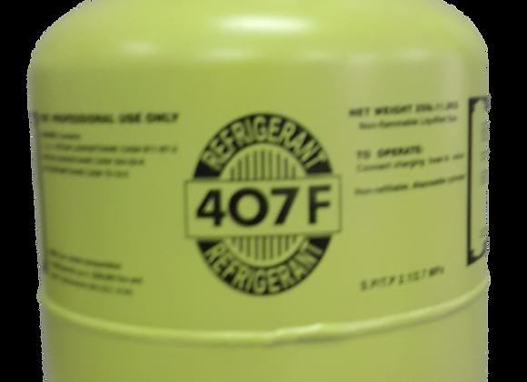 Gas Refrigerante R-407F