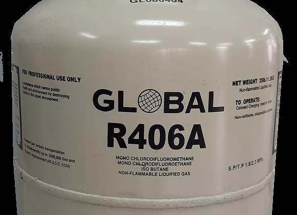Gas Refrigerante R-406A