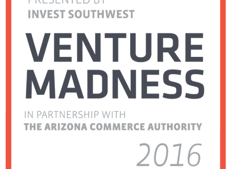 NuvOx wins Venture Madness competition and $60,000 prize.