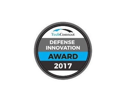 NuvOx Wins TechConnect Defense Innovation Award