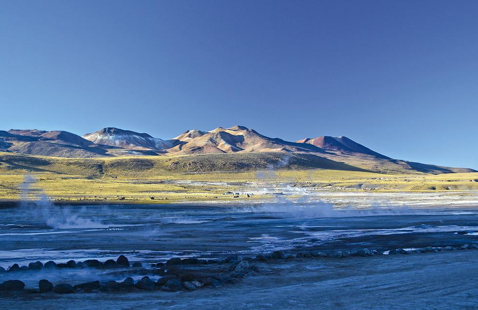 Géiseres el Tatio – Región de Antofagasta – Chile. 2013