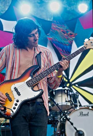 Bass, Knei Band - Argentina
